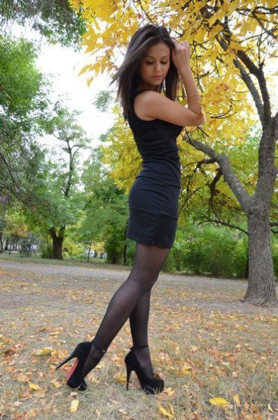 Любительское фото девушек в одежде 58320 фотография