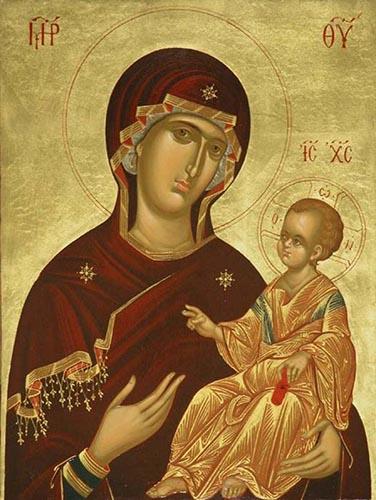 Красивые картинки и фото - Иконы Пресвятой Богородицы 1