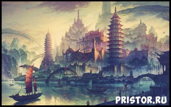 Интересные факты о Древнем Китае - читать