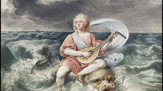 Арион древнегреческий миф - читать