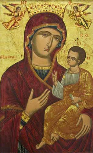 Красивые картинки и фото - Иконы Пресвятой Богородицы 8