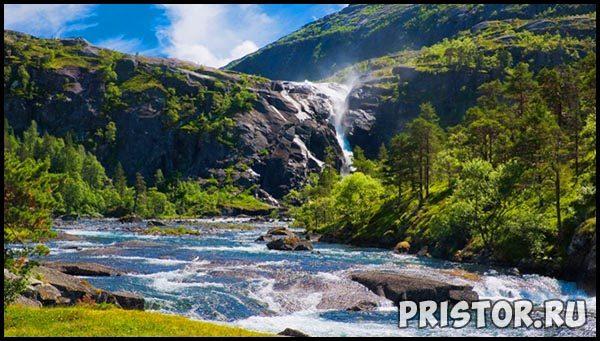 Природа фото - самые красивые места на Земле фото 7
