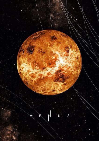 Планеты Солнечной системы - картинки прикольные с названиями 3