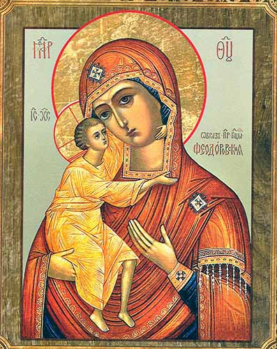 Красивые картинки и фото - Иконы Пресвятой Богородицы 6