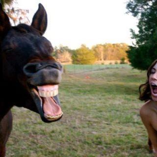 Очень смешные фото приколы про девушек 8