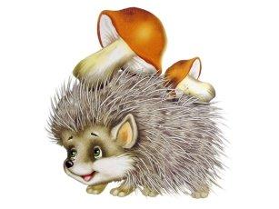 Детские картинки животных для детского сада - красивые и прикольные 2