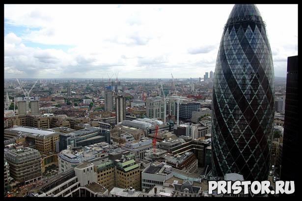 Достопримечательности Лондона - фото с названиями, описание 1