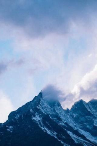Зимние картинки на телефон - красивые, прикольные скачать бесплатно 16