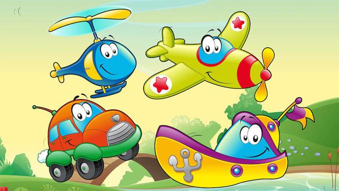 Картинки для детей для детского сада - подборка разных прикольных картинок 12