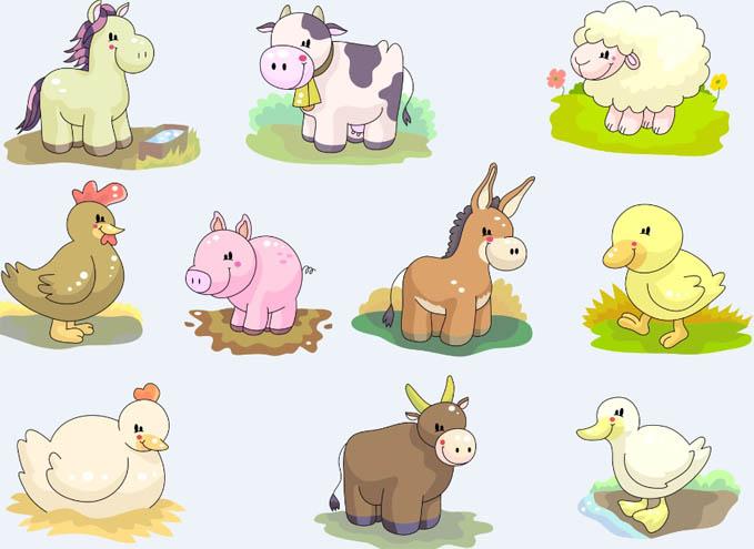 Картинки для детей для детского сада - подборка разных прикольных картинок 3