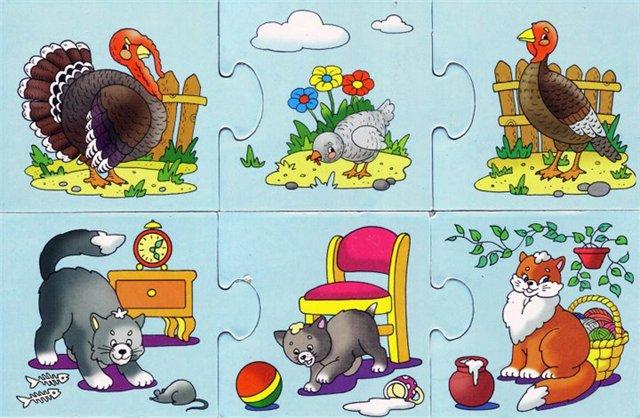 Картинки домашних животных для детского сада - красивые и прикольные 6