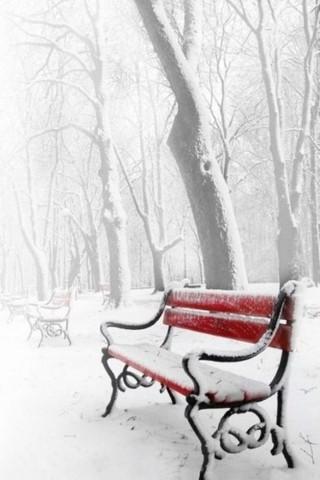 Картинки зима на телефон - красивые и прикольные скачать бесплатно 19