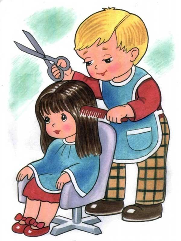 Картинки профессий для детей - прикольные, красивые 10