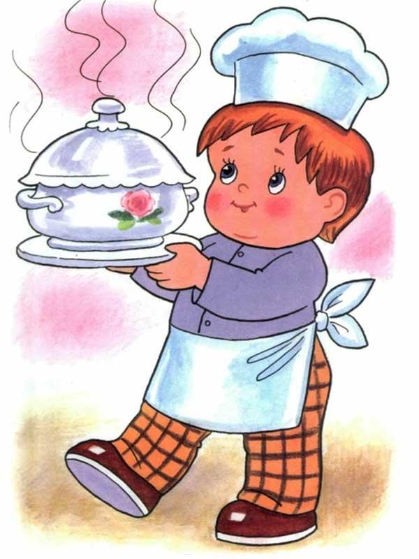 Картинки профессий для детей - прикольные, красивые 9