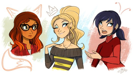 Комиксы про Леди Баг и Супер Кота - лучшие, красивые, прикольные 11