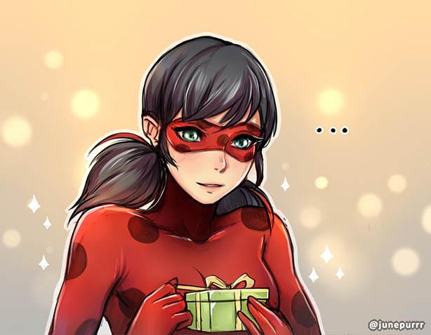 Комиксы про Леди Баг и Супер Кота - лучшие, красивые, прикольные 8