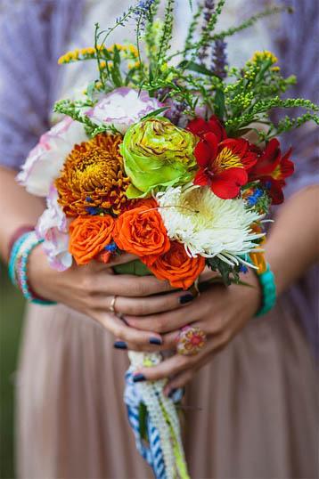 Красивые букеты из живых цветов - фото, картинки, удивительные 11