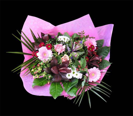 Красивые букеты из живых цветов - фото, картинки, удивительные 12
