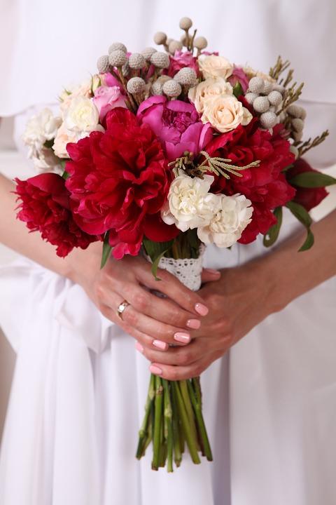 Красивые букеты из живых цветов - фото, картинки, удивительные 2