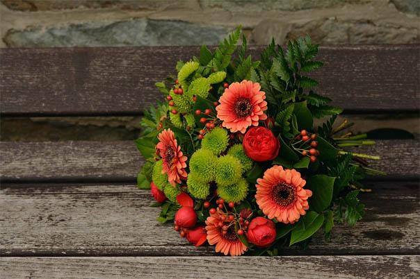 Красивые букеты из живых цветов - фото, картинки, удивительные 7