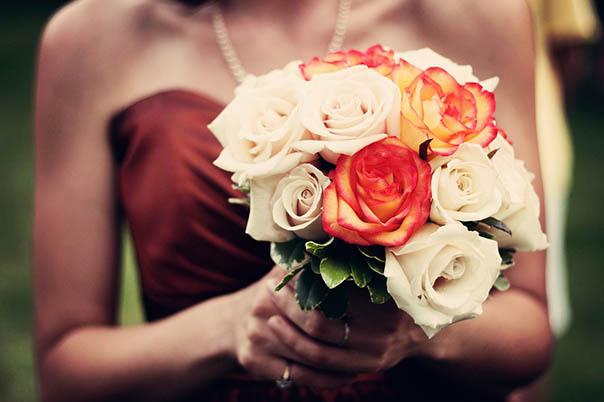 Красивые букеты из живых цветов - фото, картинки, удивительные 9