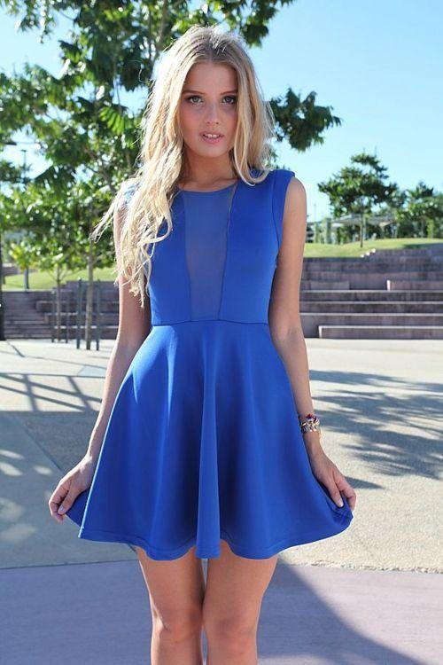 красивые девушек в платьях фото
