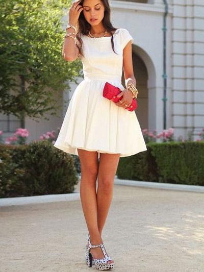 Красивые девушки в платьях фото, прекрасные и милые девушки в платьях 9