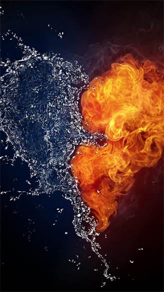 Красивые картинки на телефон бесплатно про любовь - смотреть, скачать 14