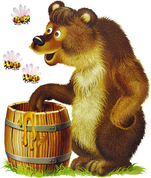 Медведь картинки для детей, медвежонок картинки для детей 6