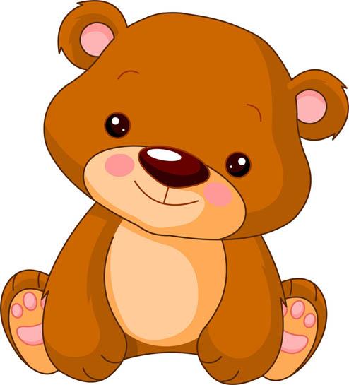 медведи картинки для детей