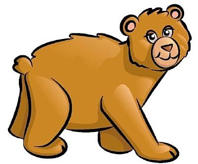 Медведь картинки для детей, медвежонок картинки для детей 9