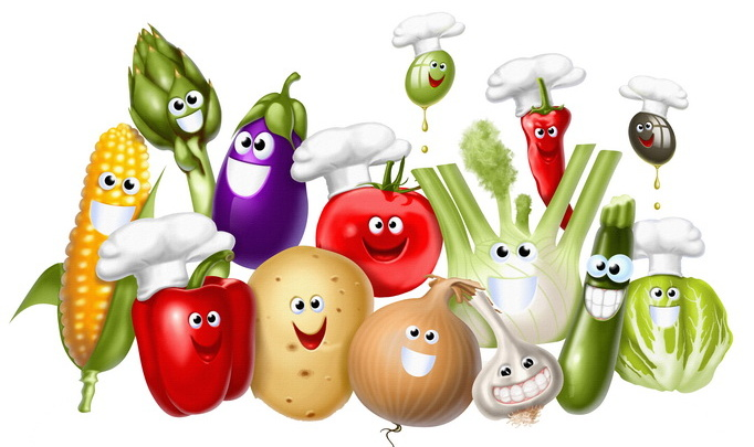 Овощи и фрукты картинки для детей - прикольные и красивые 16
