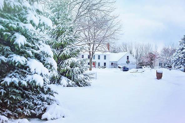 Очень красивые картинки зима природа, фото природы зимы - смотреть 9