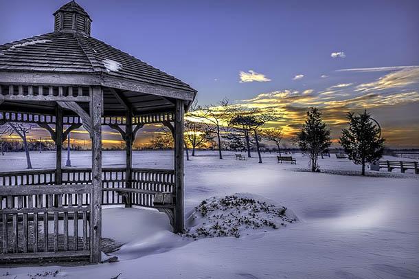 Природа зимы - картинки красивые, зимняя природа картинки 7