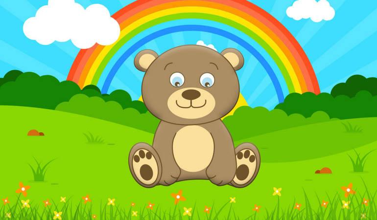 Природа картинки для детей, картинки на тему природа для детей 3