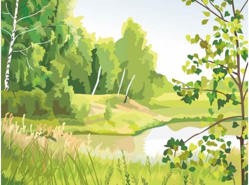 Природа картинки для детей, картинки на тему природа для детей 4