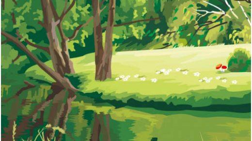 Природа картинки для детей, картинки на тему природа для детей 7