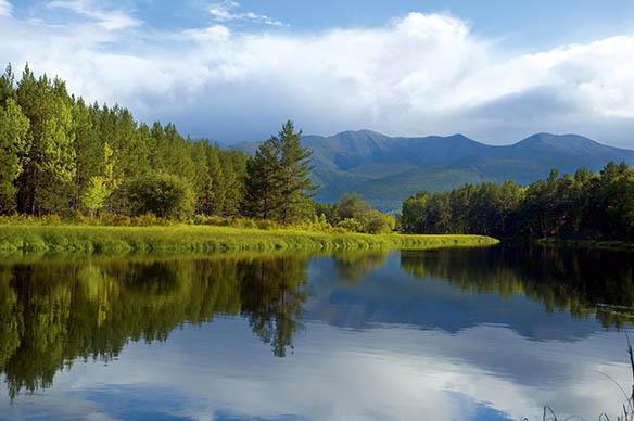 Русская природа картинки - красивые, удивительные, прикольные 7
