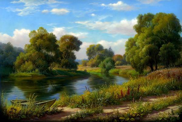 Русская природа картинки - красивые, удивительные, прикольные 8