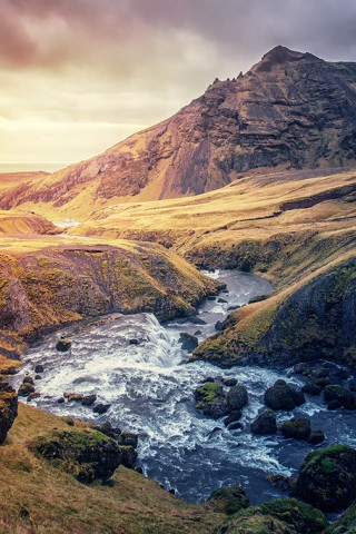 Скачать красивые картинки и фото на телефон - природа, пейзажи 7