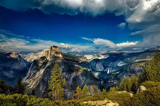 Скачать красивые картинки природы - удивительные, прикольные 6