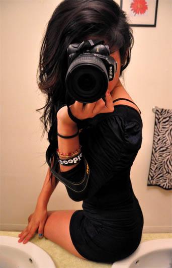 Фото красивых брюнеток на аву - прикольные, крутые, классные 8