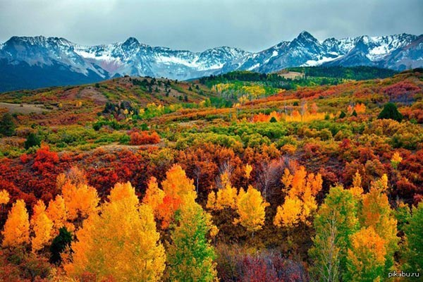 Картинки осень природа, красивые фото осени природа 5