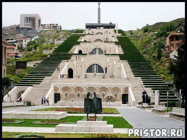 Достопримечательности Армении - фото и описание, что посетить 3