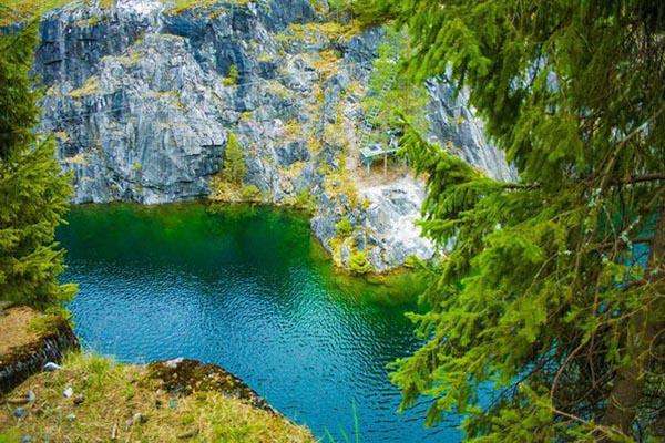 Самые красивые места планеты фото - смотреть бесплатно 5