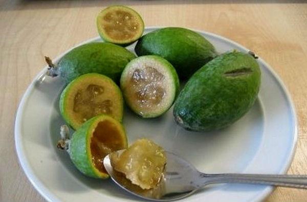 Фейхуахуа фрукт - красивые фото и картинки, смотреть 2