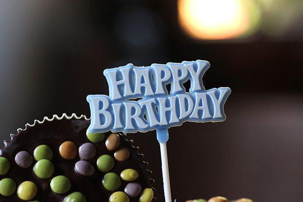 Картинки с надписью С Днем Рождения - красивые, прикольные 4