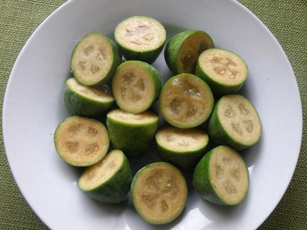 Фейхуахуа фрукт - красивые фото и картинки, смотреть 10