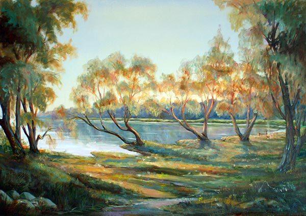 Природа картинки нарисованные, охрана природы картинки красивые 12