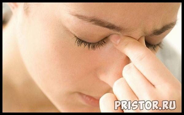 Синусит симптомы и лечение у взрослых и детей 2